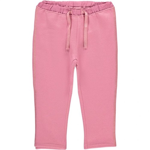 PINK PANTS WITH GLITTER NAME IT