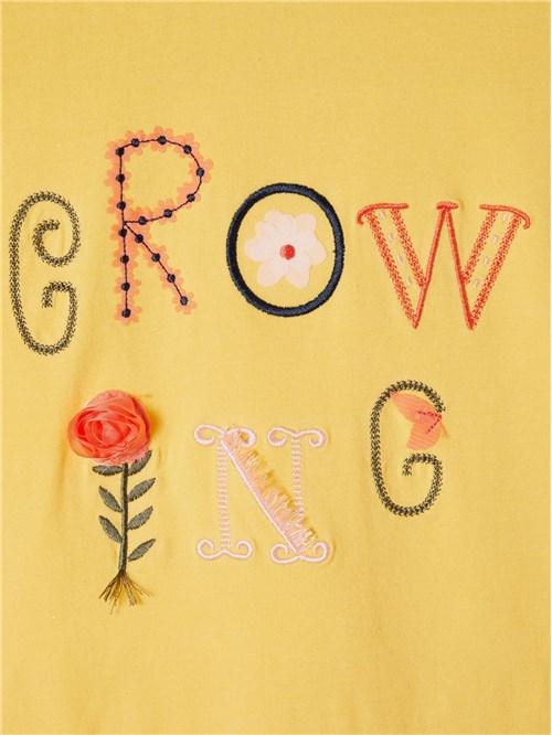 """TSHIRT """"GROWING"""" NAME IT"""