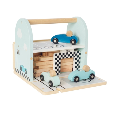 WOODEN CARS JABADABADO