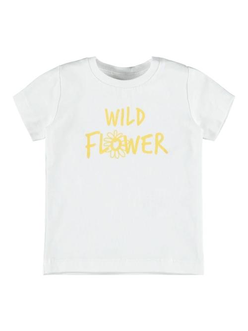 TSHIRT WILD FLOWER NAME IT