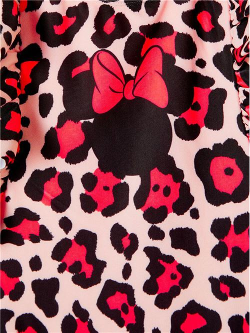 DISNEY MINNIE MOUSE LEOPARD NAME IT