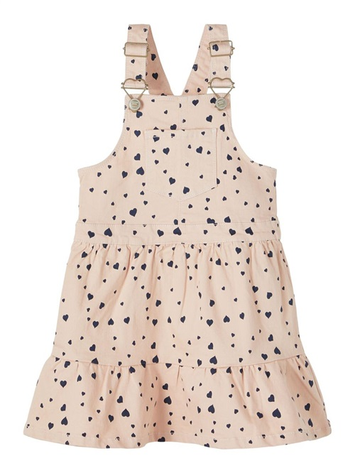 DRESS WITH HEARTS NAME IT