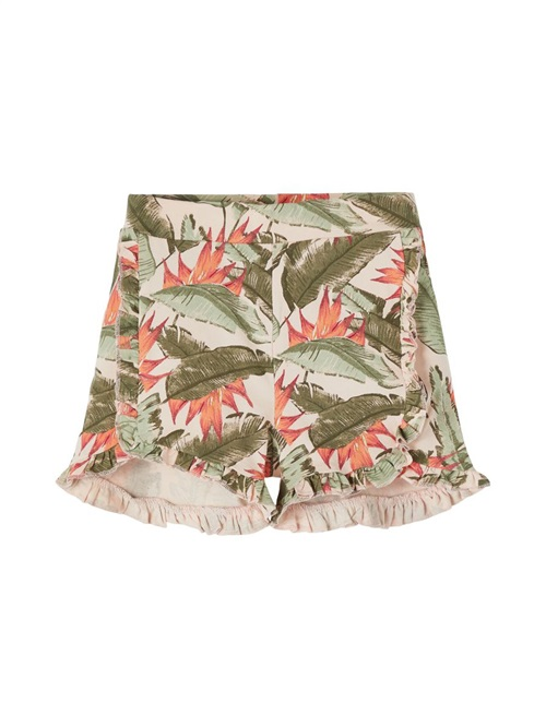 SHORTS FLORAL NAME IT