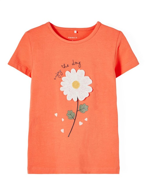 """T-SHIRT """"ENJOY YOUR DAY"""" NAME IT"""