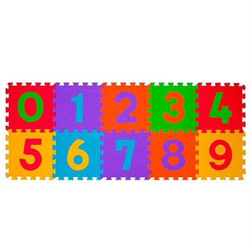 "PUZZLE ""NUMBERS"" BabyONO"