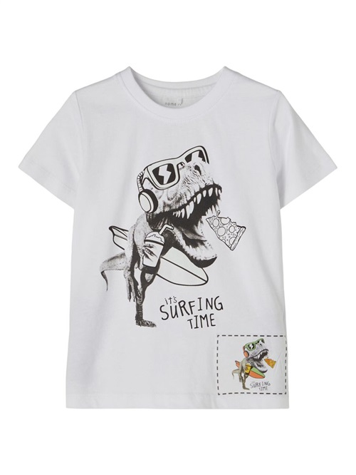 TSHIRT SURFING TIME NAME IT