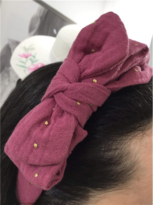 BOW THINK PINK