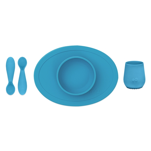 FIRST FOODS SET BLUE EZPZ