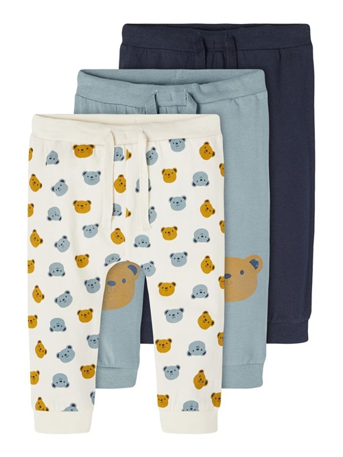 3-PACK TROUSERS NAME IT