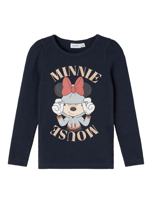 BLOUSE MINNIE MOUSE NAME IT