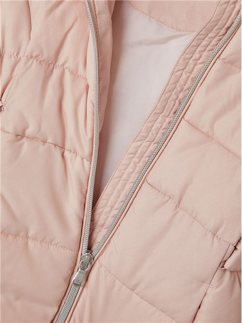 PINK JACKET WITH GLITTER NAME IT