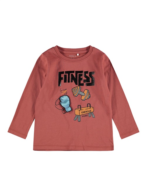 BLOUSE FITNESS NAME IT