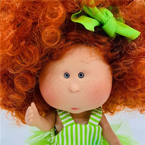 MIA RED HAIR SUMMER NINES D'ONIL