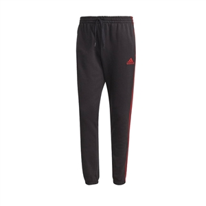 Adidas Essentials Fleece Tapered Cuff 3-Stripes Pant