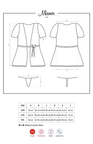 Miamor Robe
