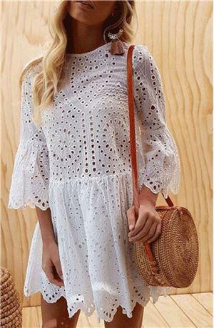 Φόρεμα με σχέδιο