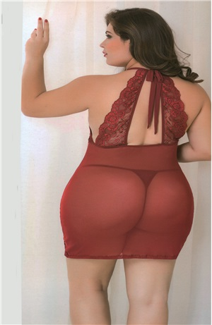 Sexy Dress Plus Size