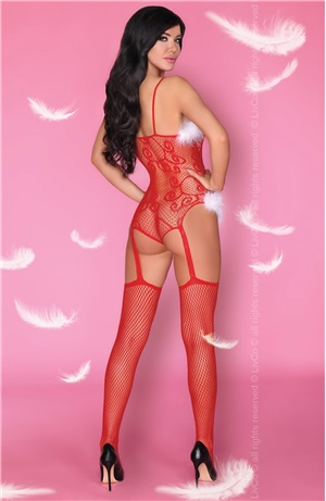 BODYSTOCKING SANTA CLAUS