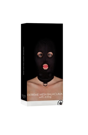MASK BLACK BALACLAVA