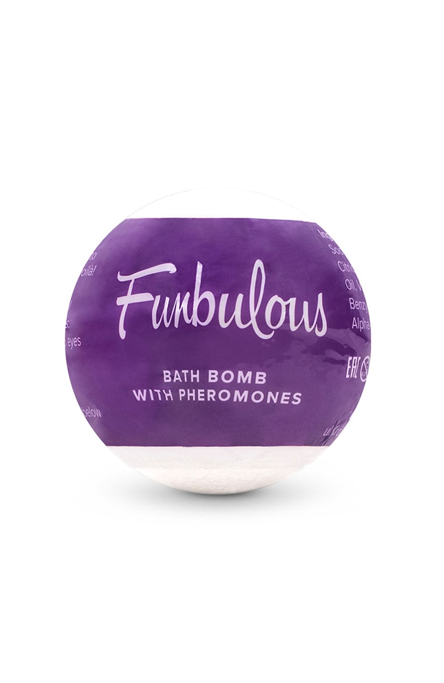 Bath Bomb Whith Pheromones
