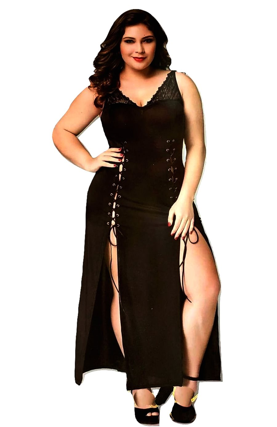 Maxi Dress Plus Size