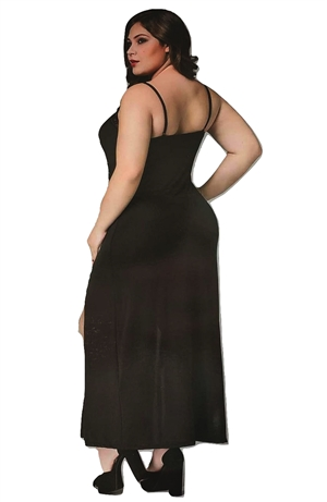 Maxi Dress Plus Size