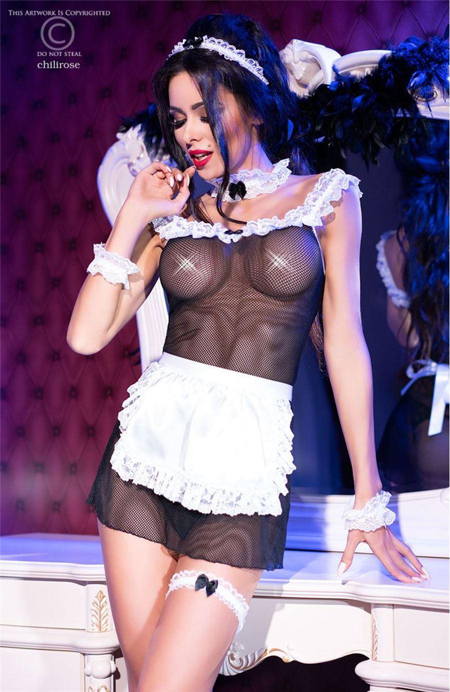 Σέξι σετ καμαριέρας