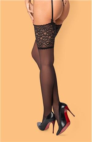 Σέξι μαύρες κάλτσες