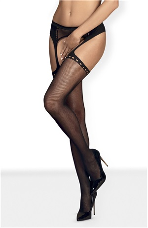 Garter stockings