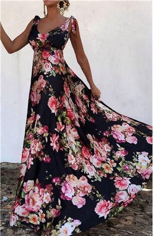 Maxi Dress Floral