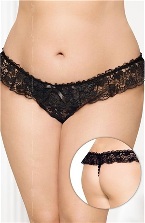 Hot Plus Size String