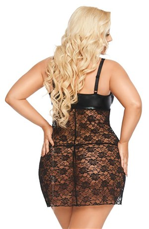 Hot Plus Size Babydoll