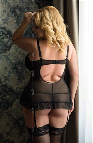 Sexy Corset Plus Size