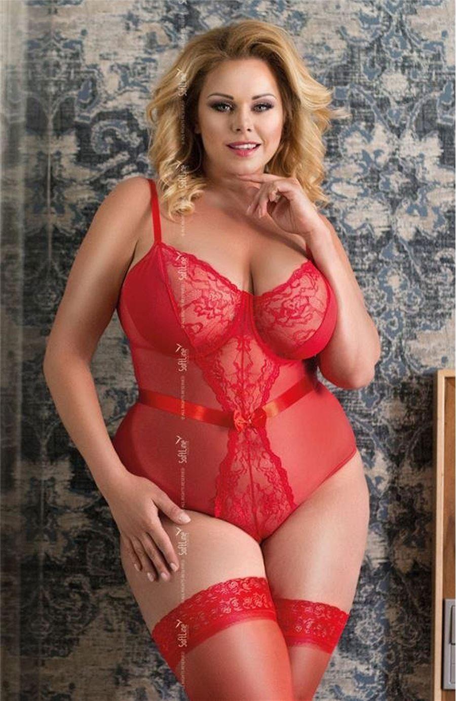 Sexy Plus Size Body