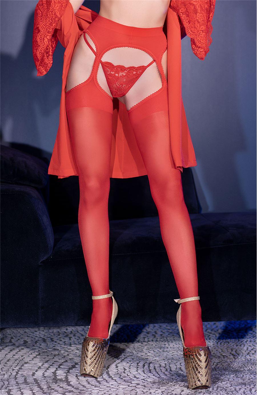 Garter Stockings